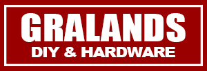 Gralands DIY And Hardware Sticky Logo Retina